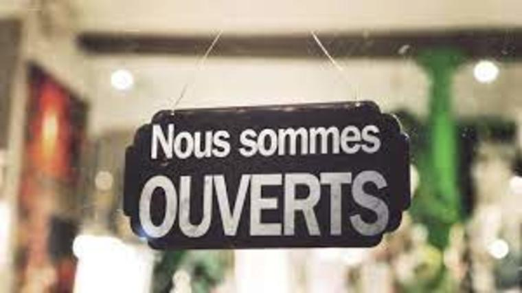 Nous sommes toujours ouverts